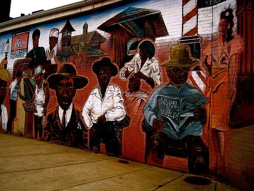 Graffiti Roxbury Massachusetts