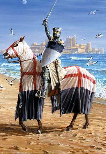 12th Century Templar Knight