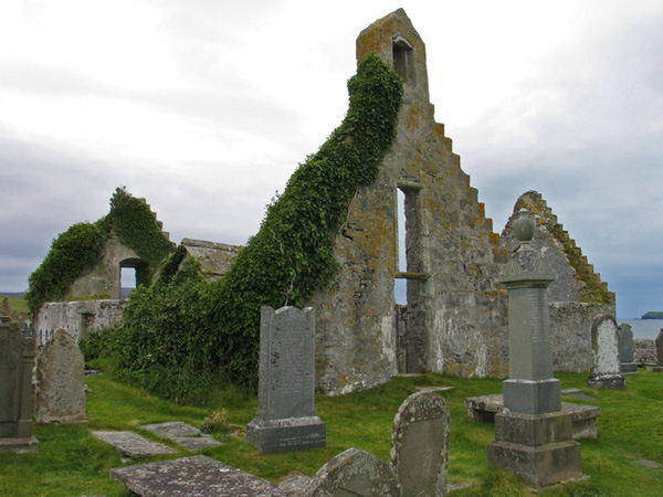 Scotland-Chapel_Balnakeil_Durness