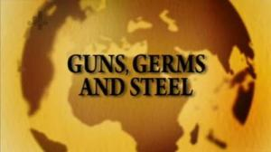 chapter summary of guns germs and According to diamond, the ancestors of human beings broke off as a separate lineage from other animals about 7 million years ago in africa.