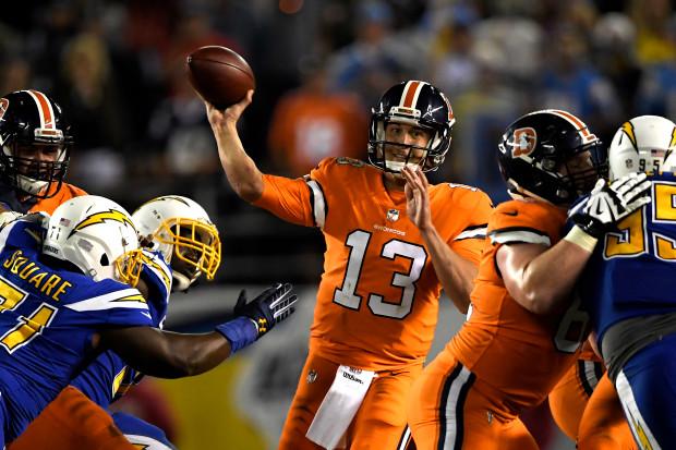 Denver Broncos vs. San Diego Chargers , NFL Week 6