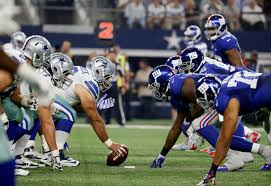 DALLAS VS GIANTS